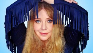 Newcomers & Community Club will kick off the New Year with Speaker Legendary Bebe Buell